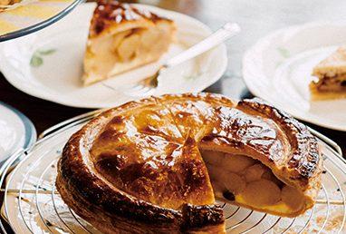 [中止]アップルパイを作り続けて40年   鎌倉山の隠れた人気店オーナーによる アップル・パイ作り特別レッスン