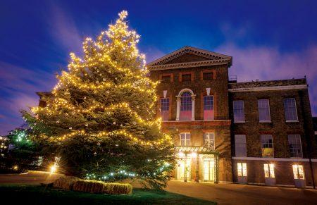 クリスマス気分のイギリスを満喫!「アフタヌーンティーで旅するクリスマスのイギリス」ツアー 募集開始しました